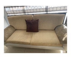 Luxury 6 seater lounge suite