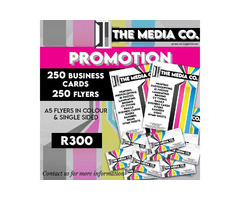 Business Cards and Flyers