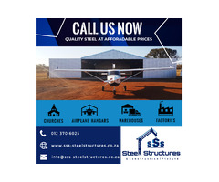 Specialists in Erecting and Manufacturing Steel Structures