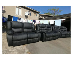 Lounge suite 7seater Recliner set