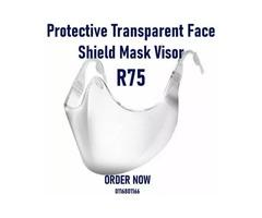 Clear Face mask /Visor