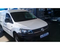 2016 VW Caddy 2.0 Engine Capacity TDI Panel Van with Manuel Transmission,