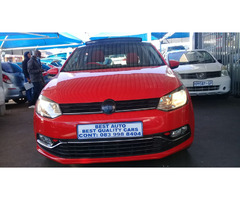 2016 VW Polo TSI 1.2 Engine Capacity 6-Speed with Manuel Transmission,