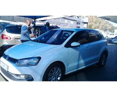 2016 VW Polo 6 TSI 1.2 Engine Capacity with Manuel Transmission,
