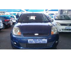 2006 Ford Fiesta 1.6 Engine Capacity TDI Diesel with Manuel Transmission,