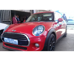 2018 Mini Copper 1.6 Engine Capacity Sport with Automatic Transmission,