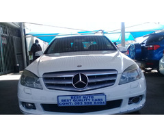 2009 Mercedes-Benz C-220 Engine Capacity CDI with Automatic Transmission