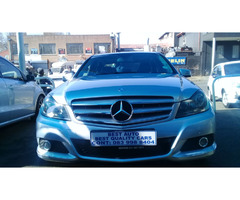 2013 Mercedes Benz C-1890 Engine Capacity with Automatic Transmission,