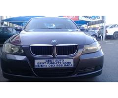 2005 BMW 320-i Engine Capacity with Automatic Transmission,
