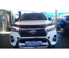 2019 Toyota Hi lux 2.8 Engine Capacity GD6 4X4 Double Cab, with Automatic Transmission,