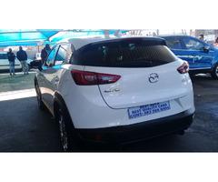 2018 Mazda CX-3 2.0 Engine Capacity with Automatic Transmission,