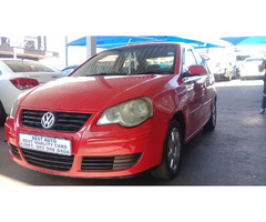 2006 VW Polo Classic 1.6 Engine Capacity with Manuel Transmission,