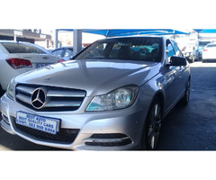 2012 Mercedes Benz C-200 Engine Capacity with Automatic Transmission,