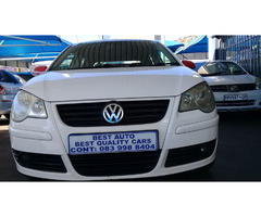 2006 VW Polo TDI 1.9 Engine Capacity with Manuel Transmission