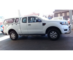 2019 Ford Ranger 2,2 Engine Capacity  Club Cab Canopy with Manuel Transmission,