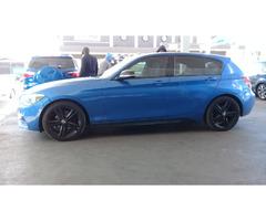 2013 BMW 118-i Engine Capacity F-20 M-Sport with Automatic Transmission,