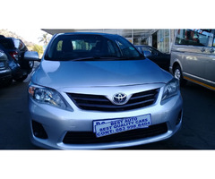 2016 Toyota Corolla Quest 1.6 Engine Capacity with Manuel Transmission,