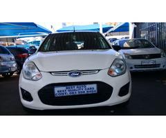 2014 Ford Figo 1.4 Engine Capacity with Manuel Transmission,