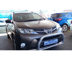 2014 Toyota RAV4 2,4 Engine Capacity D4D AWD  with Automatic Transmission