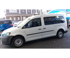2015 VW Caddy 2.0 Engine Capacity  7-Seater  TDI with Manuel Transmission,
