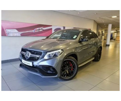 Mercedes-AMG GLE63 S coupe
