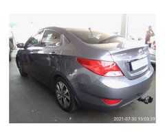 2016 Hyundai Accent 1.6 Engine Capacity with Manuel Transmission,