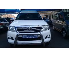 2015 Toyota Hilux 2.7 Engine Capacity VVT Canopy Legend 45 With Manuel Transmission