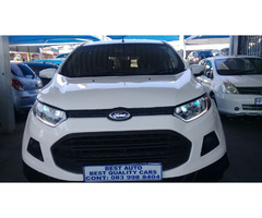 2017 Ford Eco-Sport 1.5 Engine Capacity with Manuel Transmission,