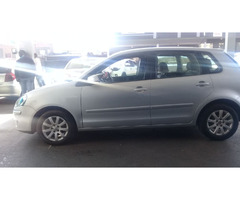 2008 VW Polo 1.4 Engine Capacity with Manuel Transmission,