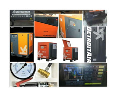 Industrial Air Compressors & Related Equipment
