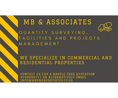 We see to all your construction needs