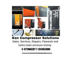 We are here to solve your compressed air headaches