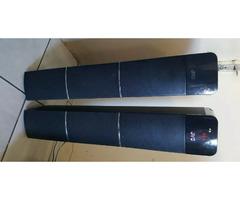 JVC Twin Tower Speakers