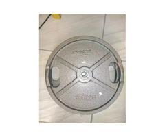 20kg hand grip weight plates at R500 each