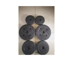 18kg weights at R350