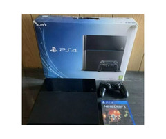 SONY PLAYSTATION 4 SLIM 500GB l EXCELLENT CONDITION l