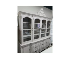 FRENCH STYLE DISPLAY UNITS