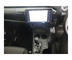2018 TOYOTA HILUX 2.8 GD-6 DOUBLE CAB 4X4 AUTOMATIC