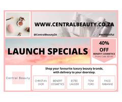 CENTRAL BEAUTY - Shop Luxury Brands Online