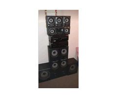 Sony Mgongo 6.2 channel home theater
