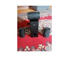 Philips surround Sound speakers