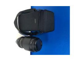 Zoom Lens 120-400 Sigma DG