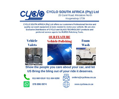 Carwash Chemicals and Equipment