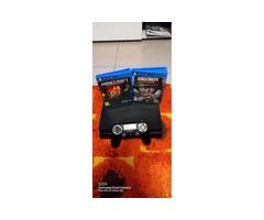 Playstation 4 500 Gig Slim