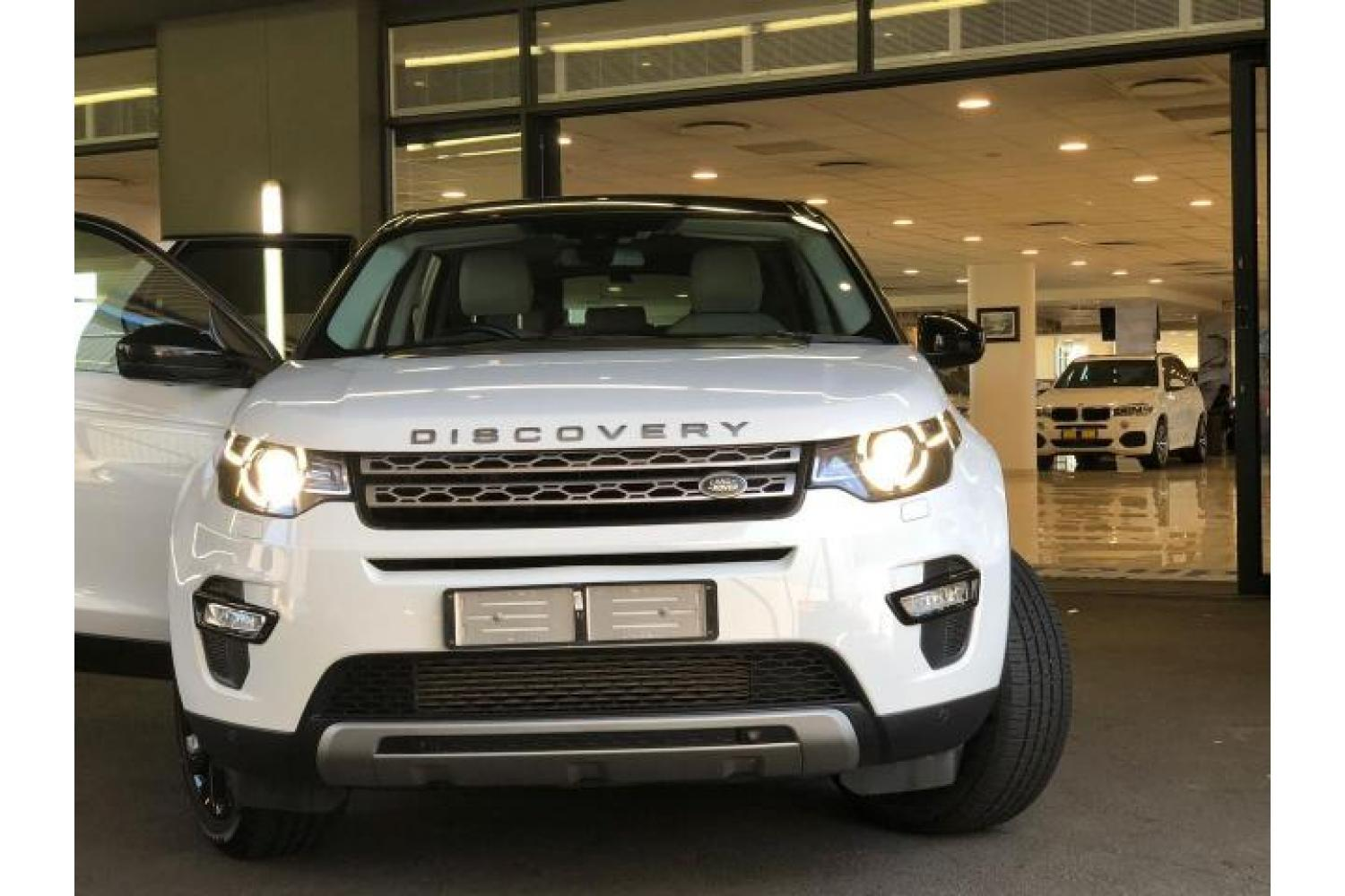 2015 Landrover Discovery Sport 2.2 SD4 Hse - Rent to own