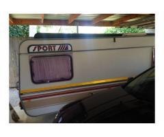 Sprite Sport Caravan