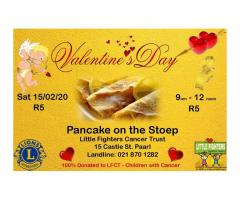 Pancakes for a Cause