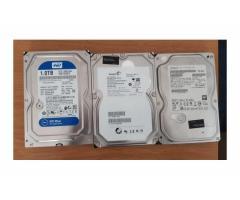 1TB Hard Drive 3.5 Desktop HDD