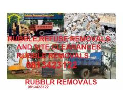 Demolishing  Rubble removals  Site clearance,Building, Excavation,  0813423122