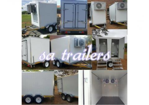 Coldroom trailers